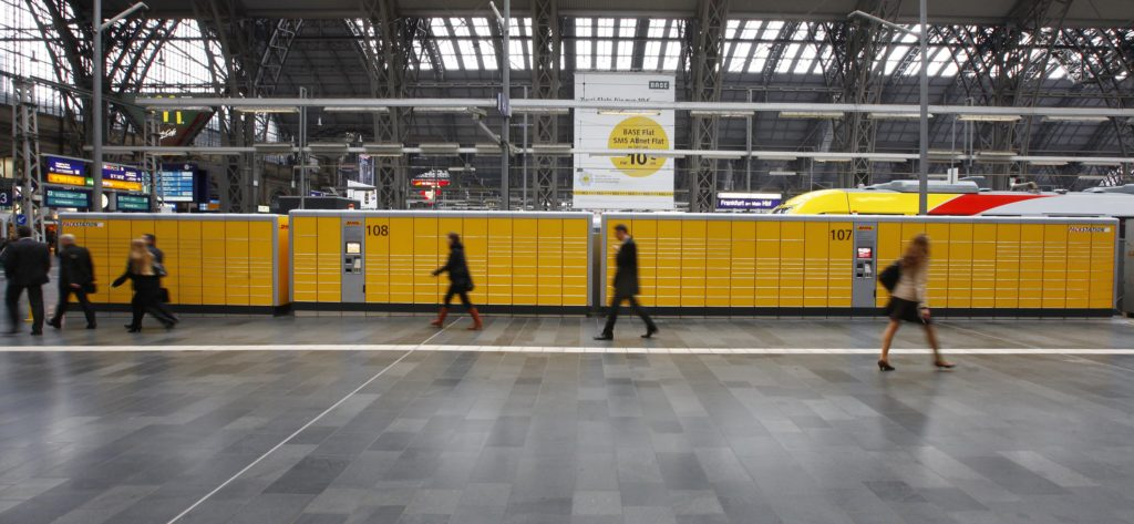 Frankfurt Packstation