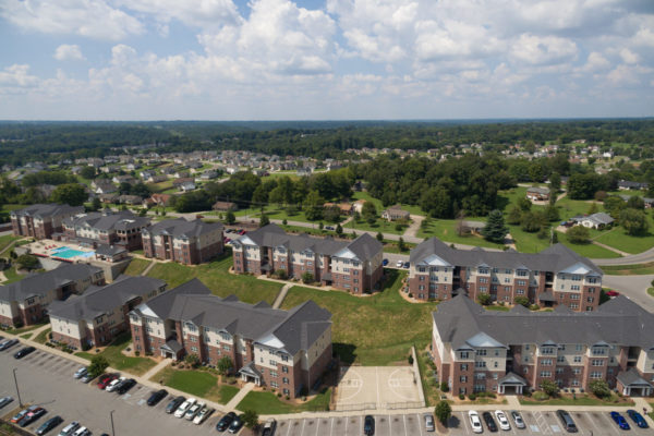 Clarksville Aerial 3