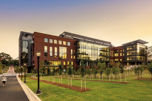 9 - Georgia-Tech-Krone Engineered Biosystems Building