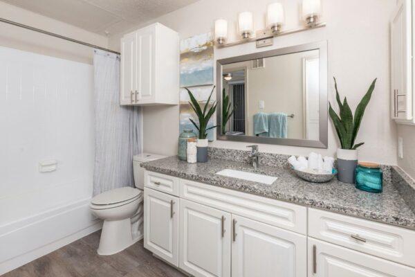 Overlook - foto badkamer